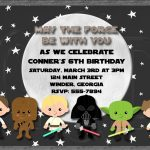Elegantcustomize 1000 Free Printable Star Wars Baby Shower Invites   Free Printable Star Wars Baby Shower Invites
