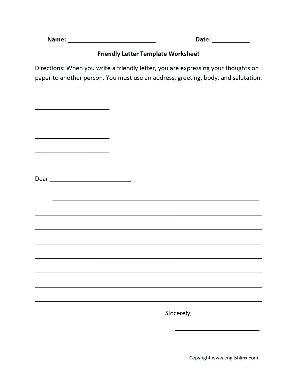 Elementary Handwriting Worksheets Kindergarten Handwriting Paper - Free Printable Handwriting Paper