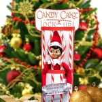 Elf On The Shelf Idea: Candy Cane Jail | Christmas | Pinterest | Elf   Elf On The Shelf Kissing Booth Free Printable