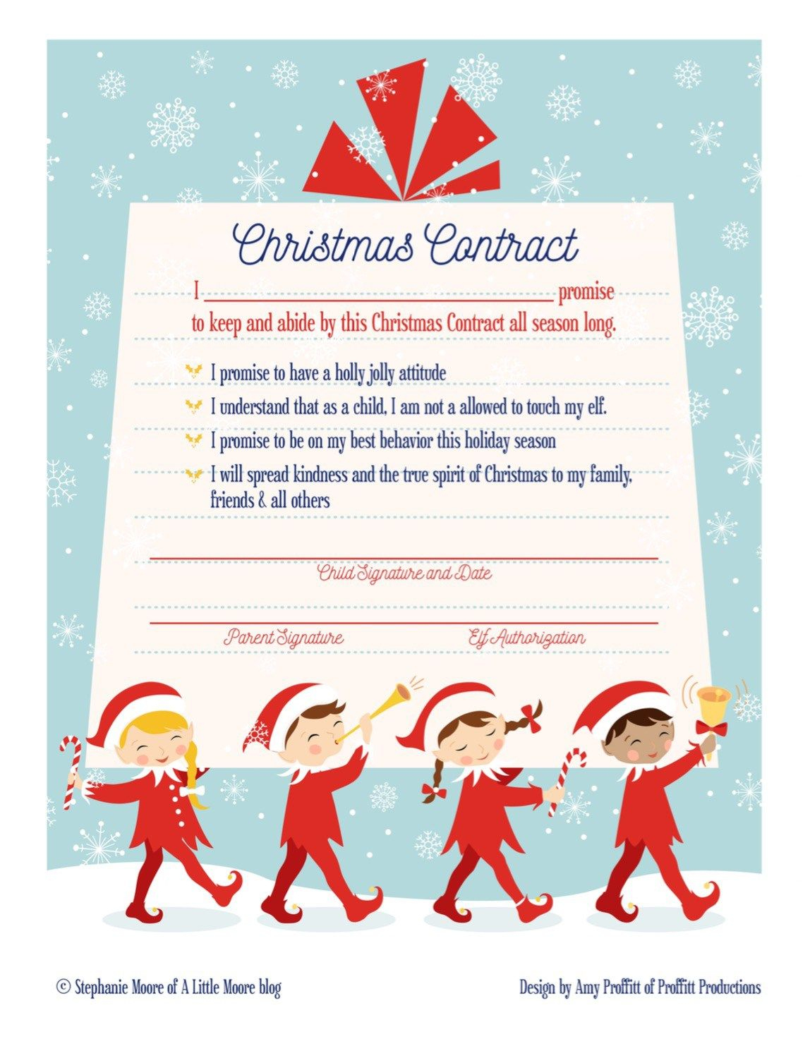 Elf On The Shelf Ideas For Arrival: 10 Free Printables | A-Crafting - Free Printable Elf On Shelf Arrival Letter