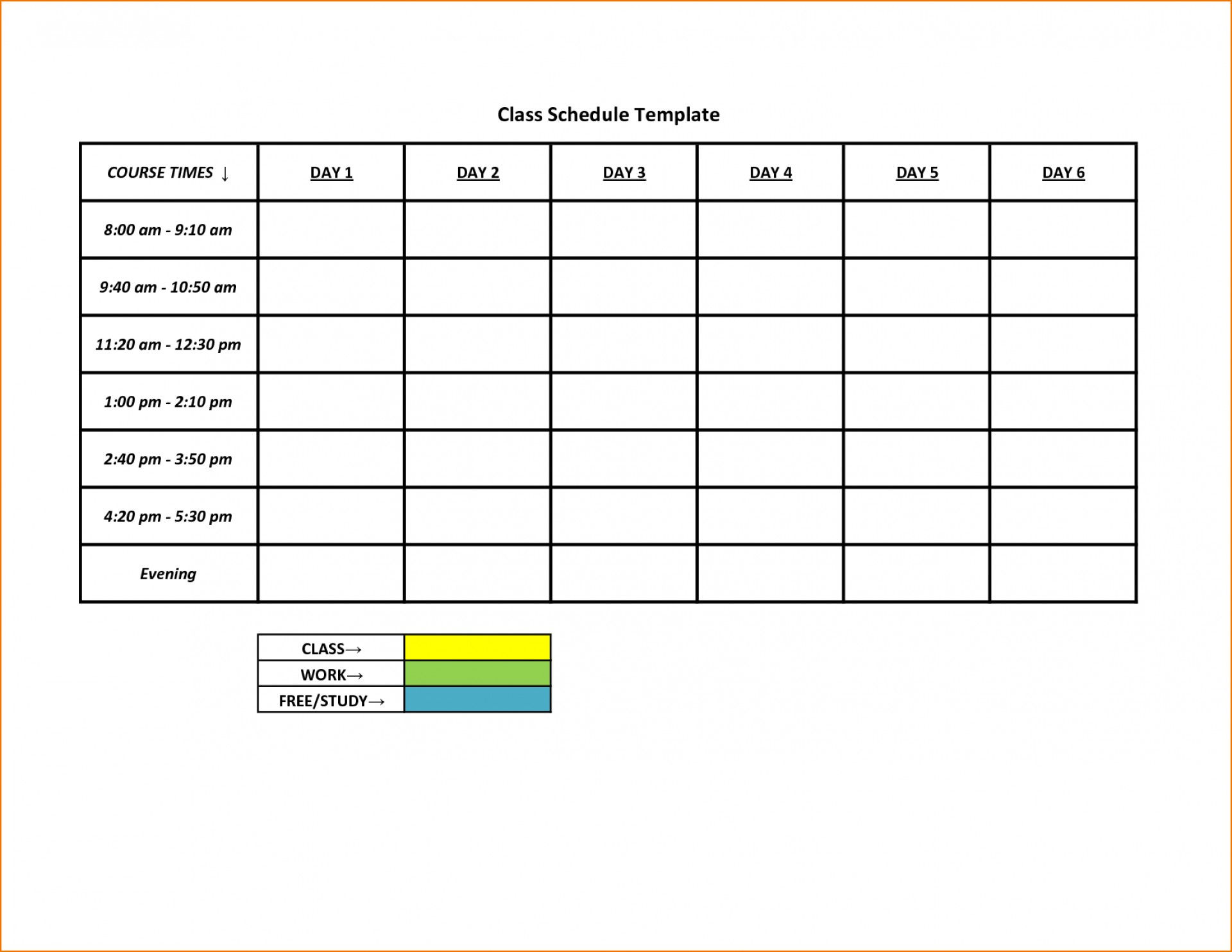 Employee Work Schedule Template Monthly Sample Policy Free Excel - Free Printable Blank Work Schedules