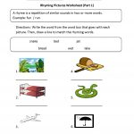 Englishlinx | Rhyming Worksheets   Free Printable Rhyming Words Worksheets