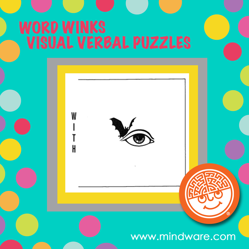 Even More Word Winks   Puzzles Puzzlers   Brain Teasers, Word - Free Printable Word Winks