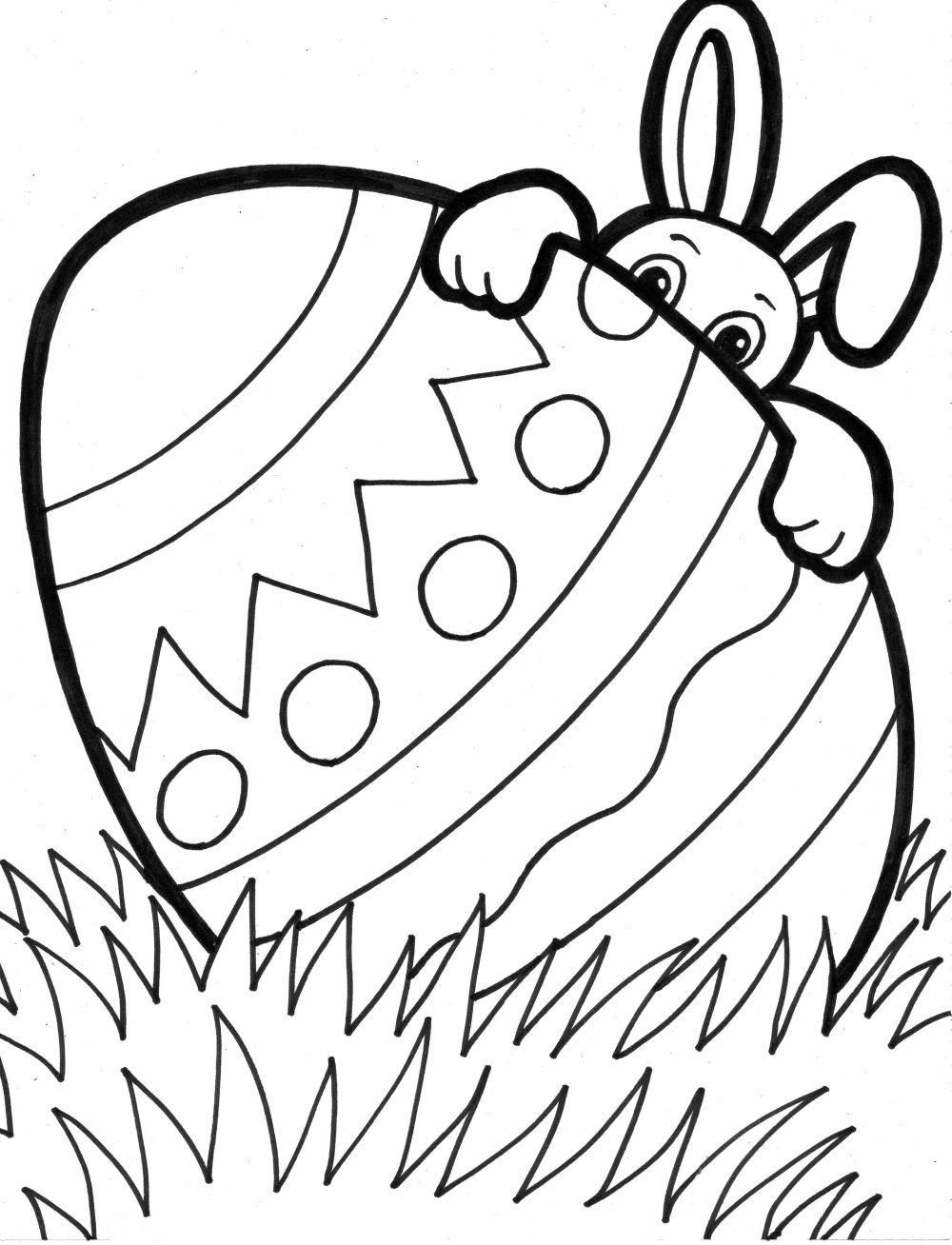 Family Travel Blog And Top Lifestyle Blogger In California   Húsvét - Free Printable Easter Coloring Pages For Toddlers