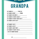 Fathers Day Printable   | Gifting | Favorite Gift Ideas | Pinterest   Free Printable Happy Fathers Day Grandpa Cards
