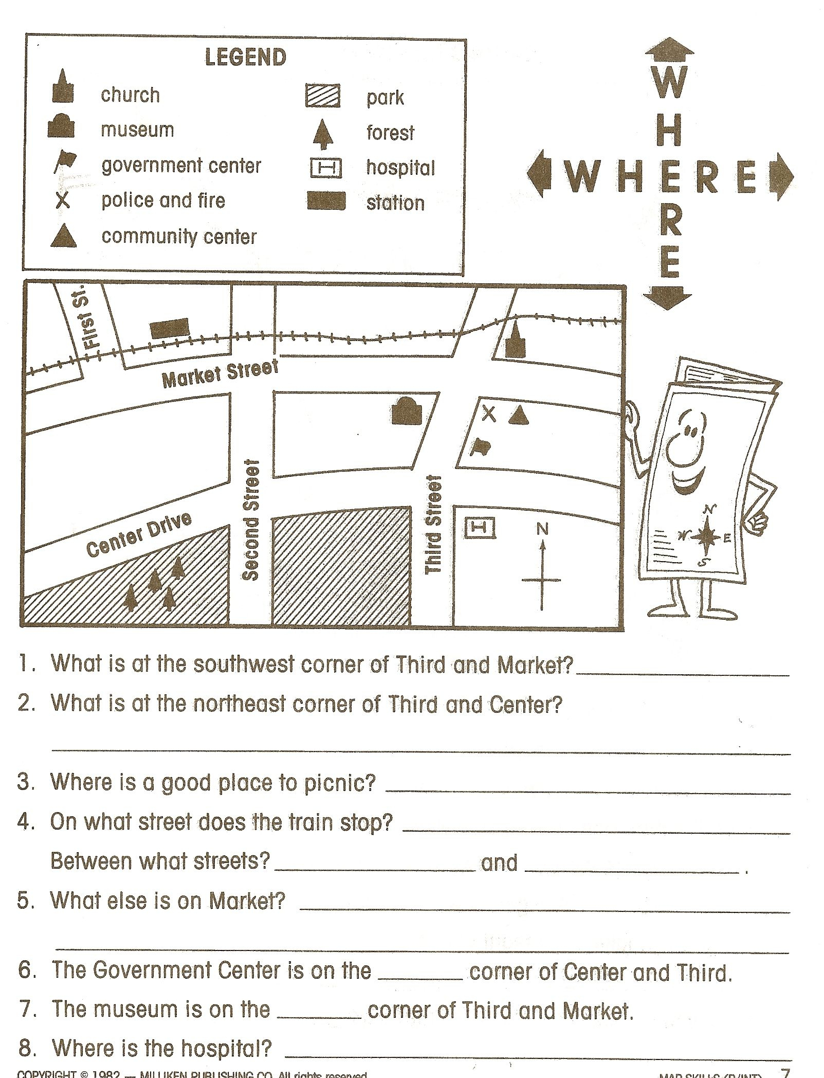 First Grade Social Studies Worksheets For Free Download   Worksheet News - Social Studies Worksheets First Grade Free Printable