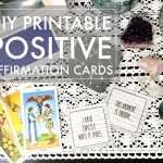 Five Sixteenths Blog: Make It Monday // Printable Positive   Free Printable Positive Affirmation Cards