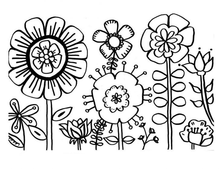 Free Printable Flowers