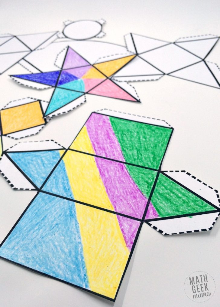 Free Printable Geometric Shapes