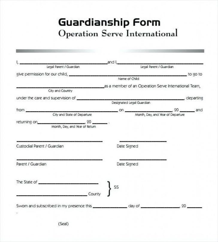 Free Printable Legal Forms California