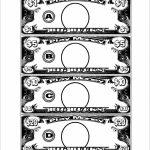 Free 20 Bucks Play Money Template | Templates At   Free Printable Play Money