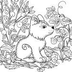 Free Animal Coloring Pages Fresh Wild Gallery Printable Sheet 1159   Free Printable Wild Animal Coloring Pages