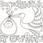 Free Baby Shower Coloring Pages Printables Baby Shower Coloring   Free Printable Baby Shower Coloring Pages