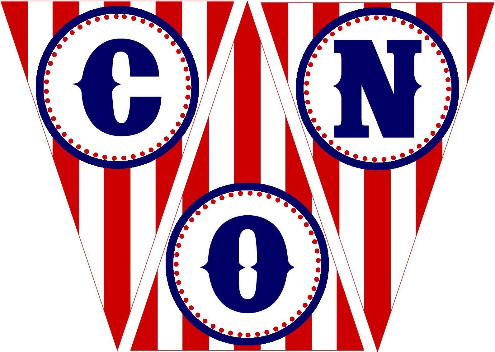 Free Baseball Printable Concessions Banner, Carnival Banner | D.b. - Free Concessions Printable