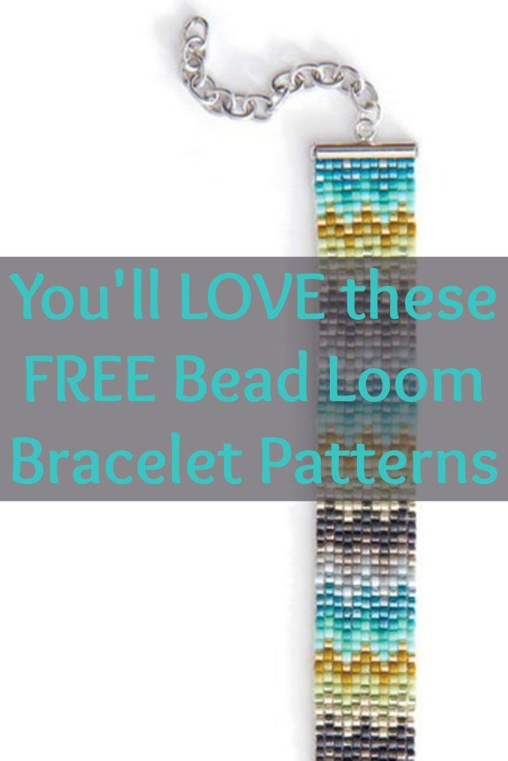 Free Beading Patterns You Have To Try   Beaded Bracelet Making - Free Printable Beading Patterns