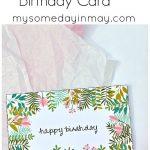Free Birthday Card | Birthday Ideas | Free Printable Birthday Cards   Free Printable Birthday Cards For Mom From Son