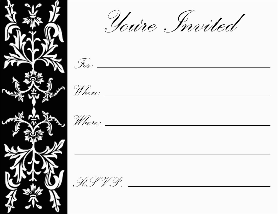 Free Birthday Invitation Templates For Adults Free Printable 70Th - Free Printable 70Th Birthday Party Invitations