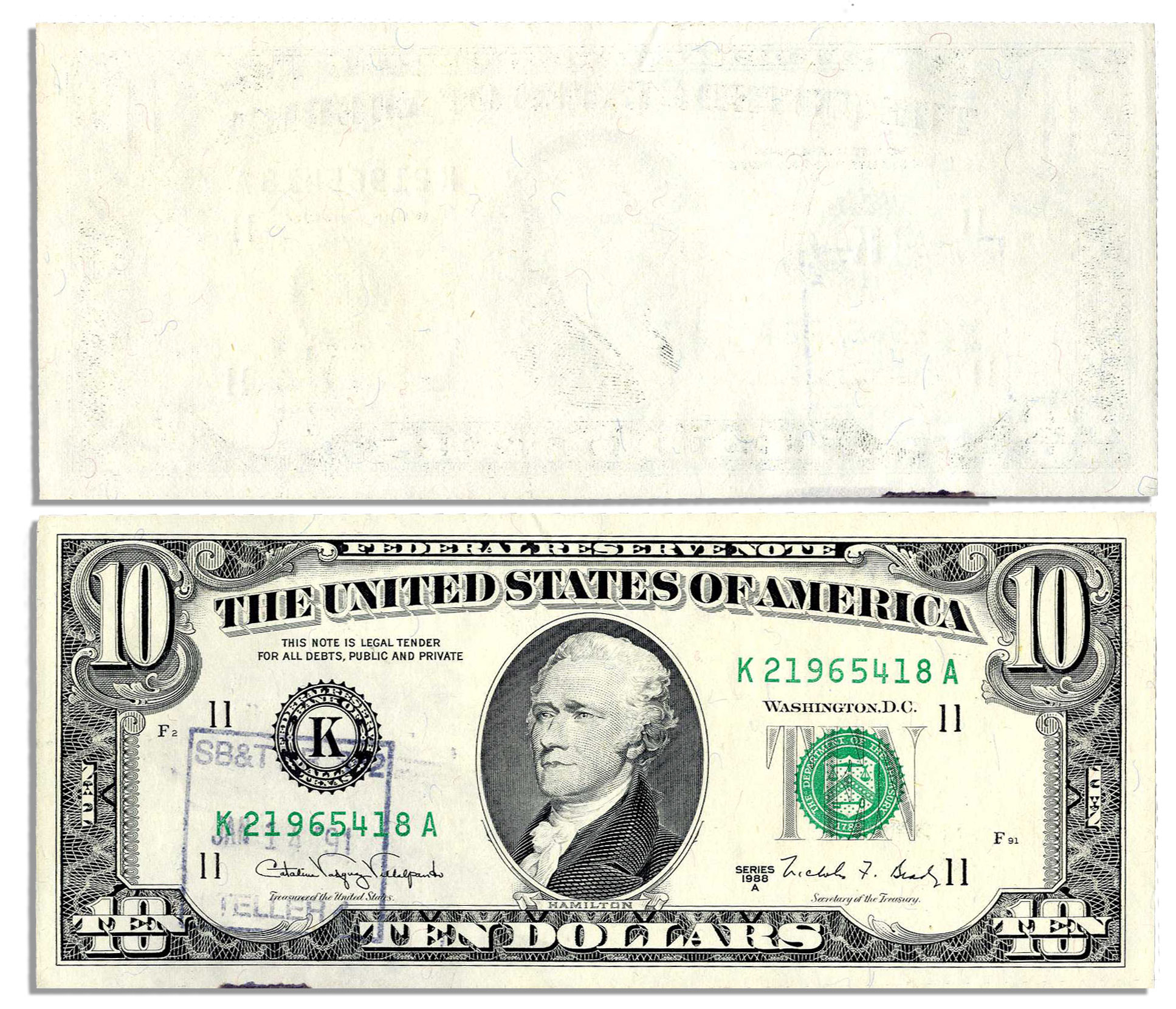 Free Blank Dollar Bill, Download Free Clip Art, Free Clip Art On - Free Printable Dollar Bill Template