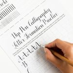 Free Calligraphy Worksheets | Lostranquillos   Free Printable Calligraphy Worksheets