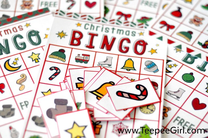 Free Bingo Patterns Printable