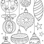 Free Christmas Colouring Pages For Adults – The Ultimate Roundup   Free Printable Holiday Coloring Pages