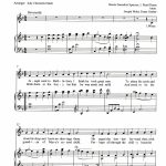 Free Christmas Sheet Music For Keyboard Printable – Festival Collections   Free Christmas Sheet Music For Keyboard Printable