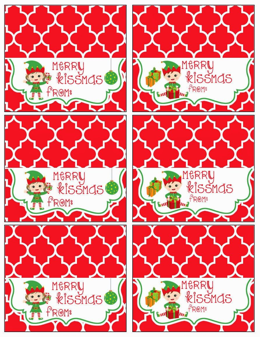 Free Christmas Treat Bag Toppers | Mysunwillshine | Crafts - Free Printable Christmas Bag Toppers