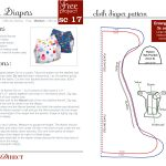 Free Cloth Diaper Patterns | Cloth Diaper Pattern My Free Diaper   Cloth Diaper Pattern Free Printable