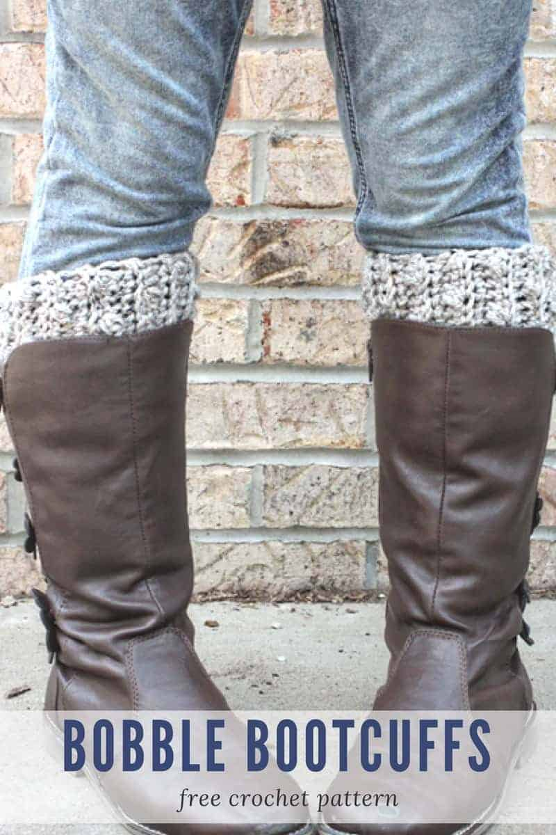 Free Crochet Boot Cuffs Pattern - How To Crochet Boot Cuffs - Free Printable Crochet Patterns For Boot Cuffs