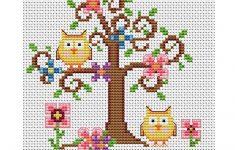 Baby Cross Stitch Patterns Free Printable