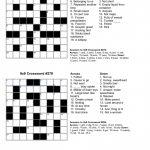 Free Crossword Puzzle Maker Printable   Stepindance.fr   Crossword Maker Free And Printable
