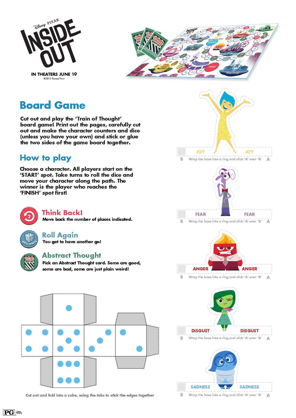 Free Disney Printables And Activity Pages   All Things Parenting - Free Printable Recovery Games