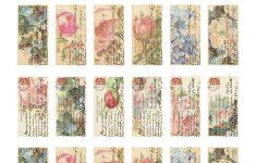 Free Printable Digital Collage Sheets