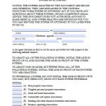 Free Durable Power Of Attorney Forms To Print – Free Printable Power   Free Printable Revocation Of Power Of Attorney Form