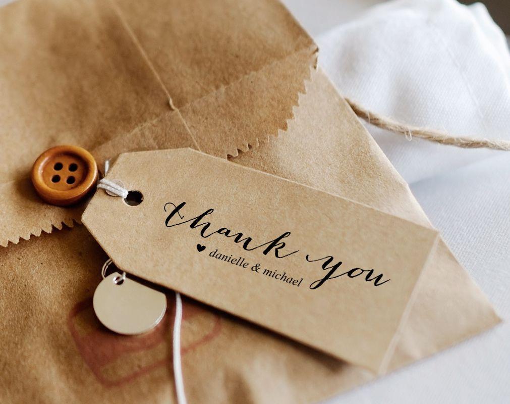 Free Editable Thank You Tag, Wedding Thank You Tags, Gift Tags - Free Printable Thank You Tags