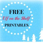 Free Elf On The Shelf Printables – Style With Nancy   Elf On The Shelf Kissing Booth Free Printable