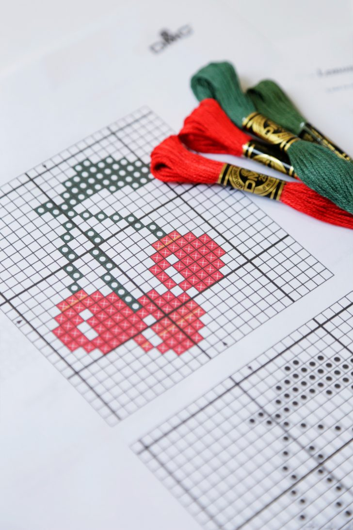 Free Printable Modern Cross Stitch Patterns