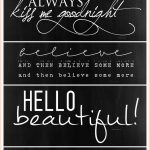Free Fonts And Printable Combinations   The 36Th Avenue   Free Printable Fonts