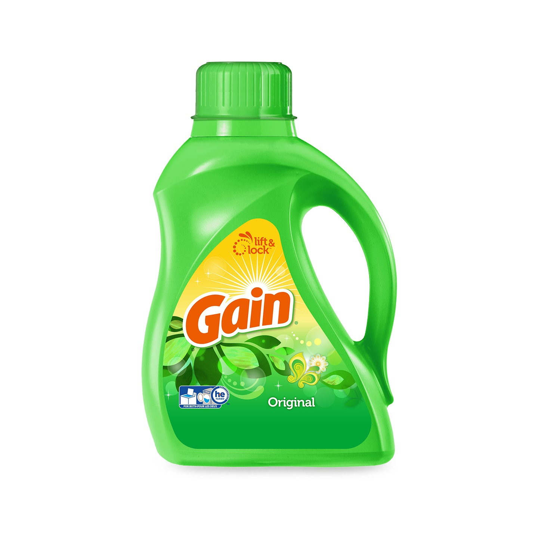 Free! Free! Free! Gain Laundry Detergent Walmart Clearance - Free Printable Gain Laundry Detergent Coupons