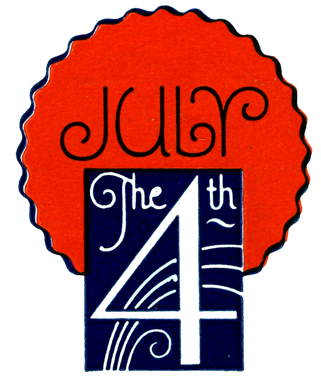 Free Free July 4Th Clipart, Download Free Clip Art, Free Clip Art On - Free Printable Clipart For August