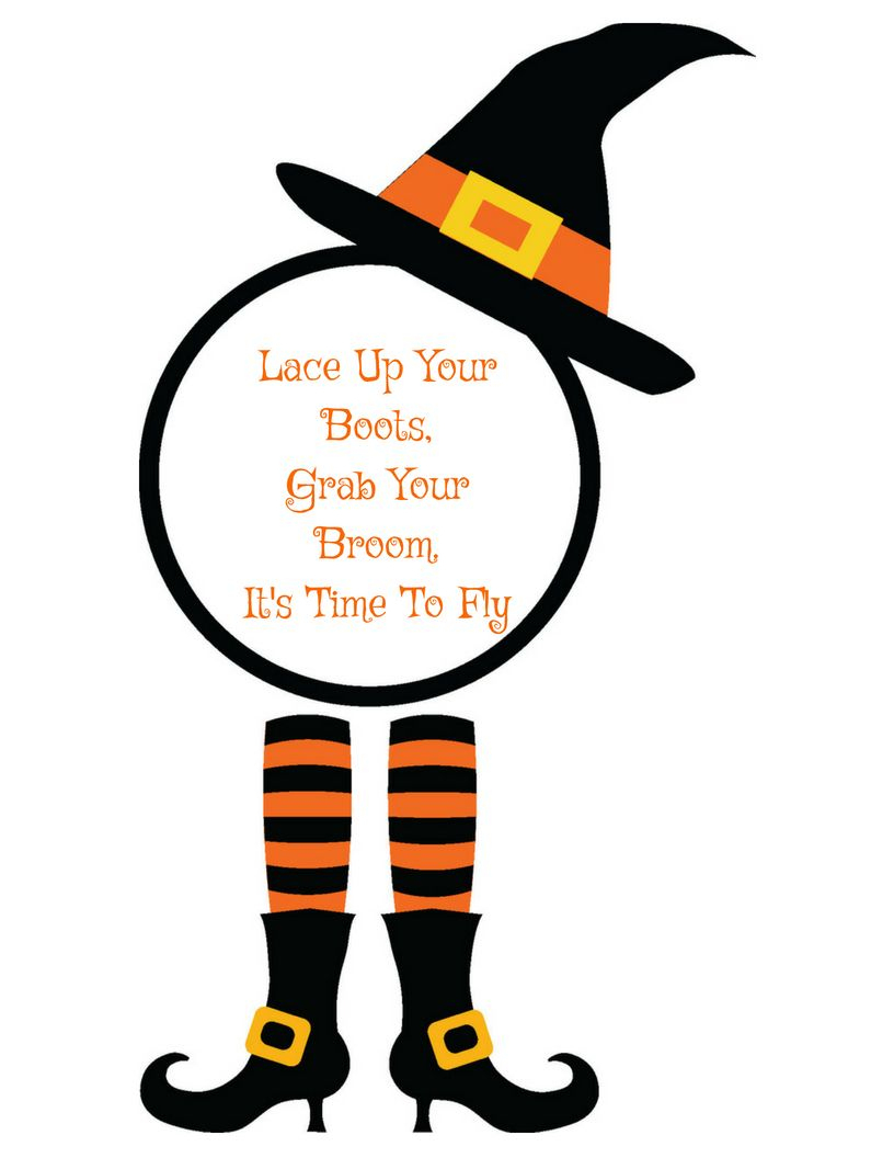 Free Halloween Printables: Witches | Halloween | Pinterest - Free Printable Pictures Of Witches