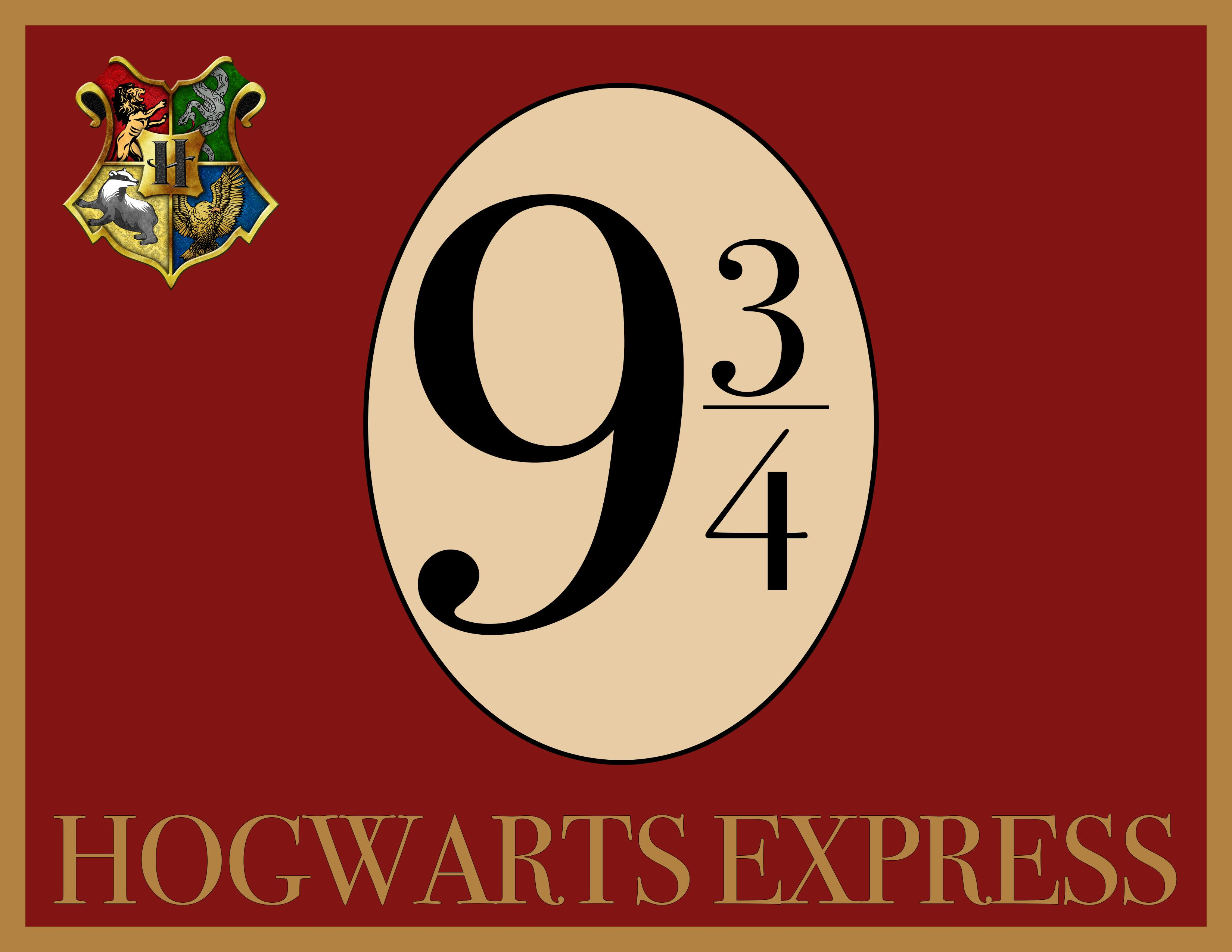 Free Harry Potter Printables And Decorations - Jonesing2Create - Free Harry Potter Printable Signs