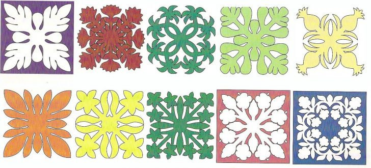 Free Printable Hawaiian Quilt Patterns