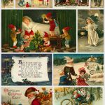 Free Images: Christmas Collages For You! | *+* Free Holiday   Free Printable Christmas Photo Collage