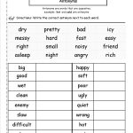 Free Language/grammar Worksheets And Printouts   Free Printable Activity Sheets For 2Nd Grade