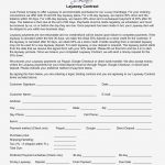 Free Layaway Agreement Forms Basic 13 Best Of Retail Layaway Forms   Free Printable Layaway Forms