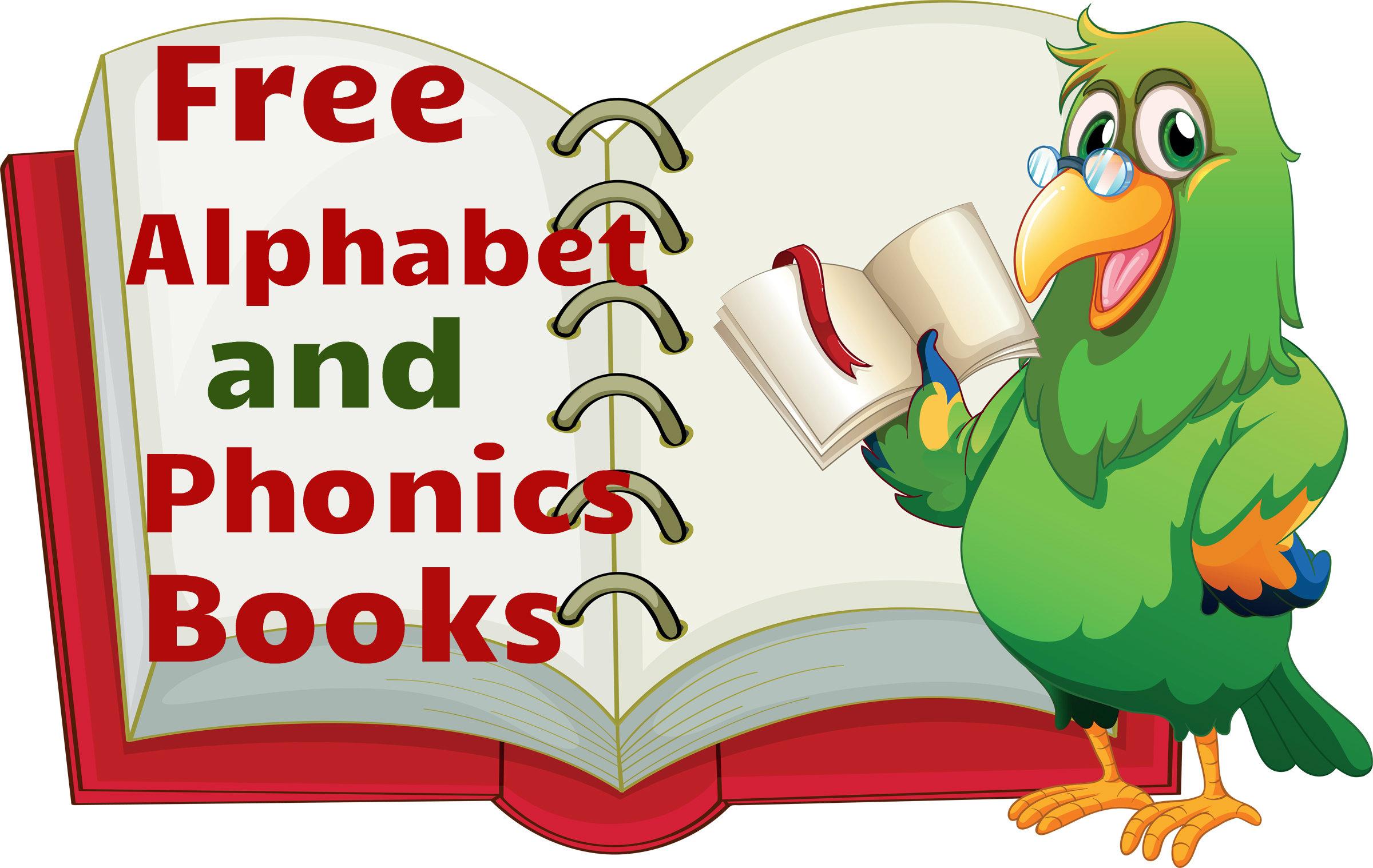 Free Learn To Read Books | Free Online Reading Program - Free Printable Phonics Books