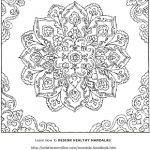 Free Mandala Coloring Book Printable Pages | Coloring Mandalas   Free Printable Mandalas
