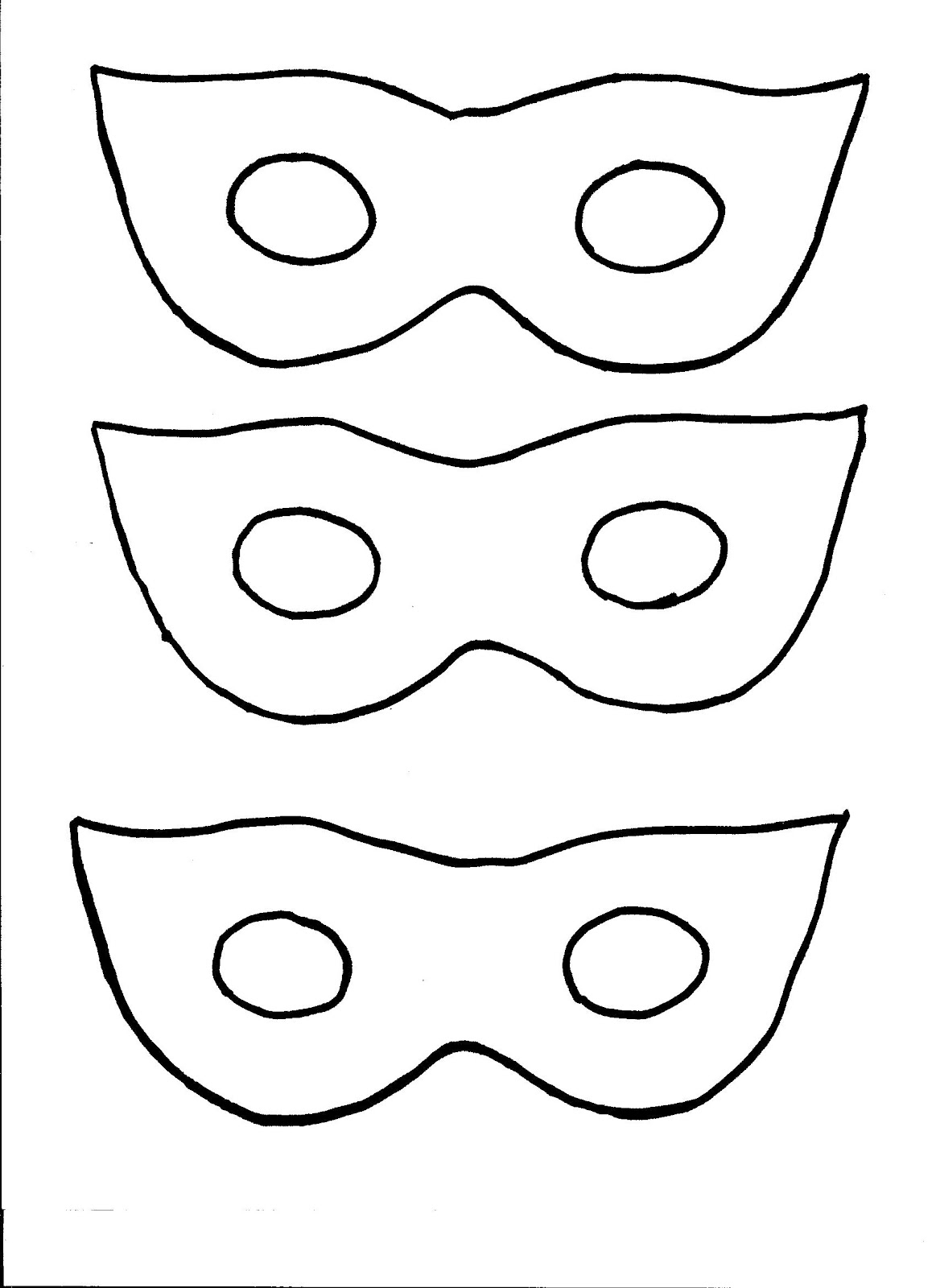 image about Printable Fox Masks identified as Totally free Printable Fox Mask Template Absolutely free Printable Down load
