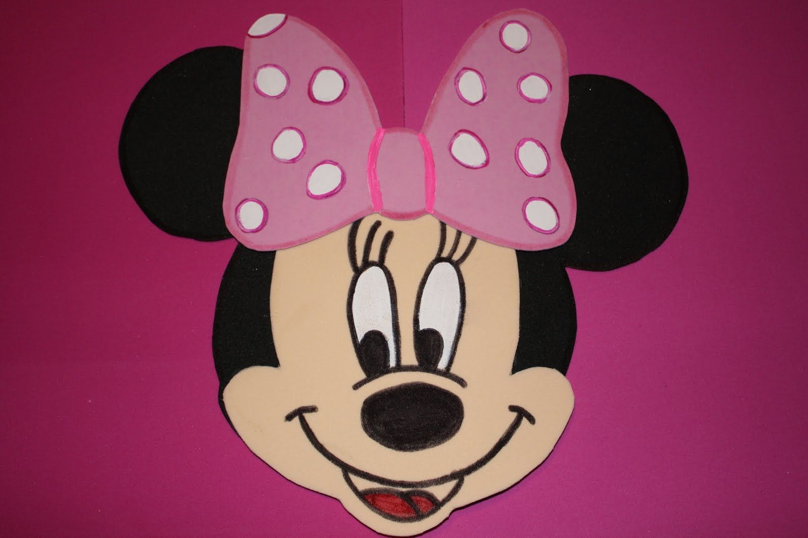 Free Minnie Mouse Printables | Free Download Minnie Mouse Face - Free Minnie Mouse Printable Templates